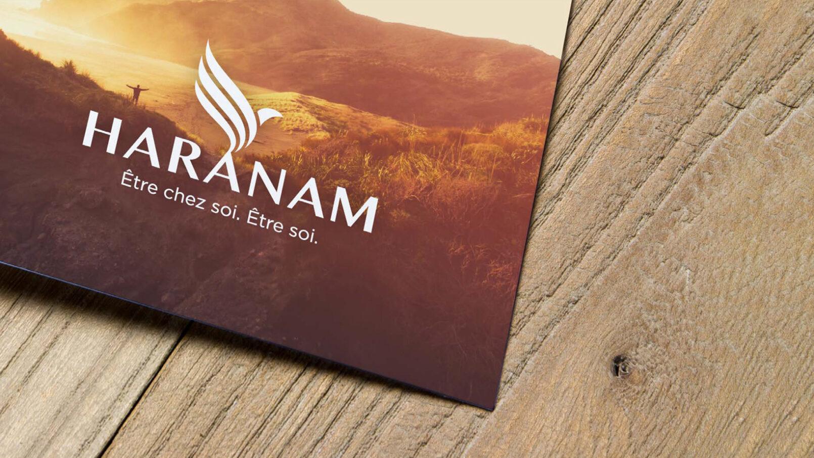 Marque Haranam Etre chez soi, être soi